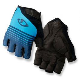 Cyklistické rukavice GIRO Jag čierno-modré
