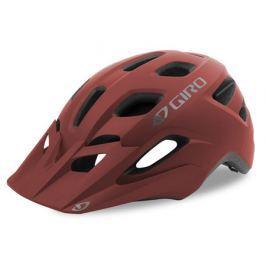 Cyklistická prilba GIRO Fixture tmavo červená matná