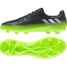 Detail · Kopačky adidas Messi 16.3 FG Solar Green 2381f13381b