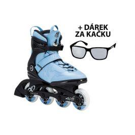 Kolieskové korčule K2 Alexis 80 Pro