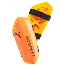 Futbalové chrániče Puma evoSPEED 5.5 Yellow