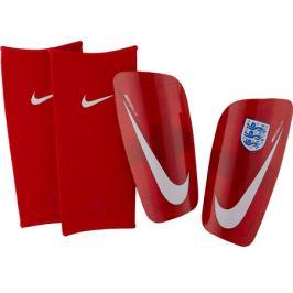 Chrániče Nike England Mercurial Lite Challenge Red