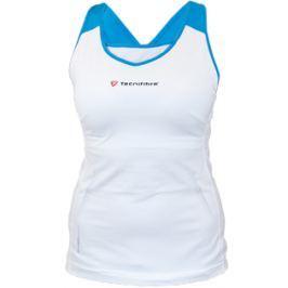 Dievčenské funkčné tričko Tecnifibre F4 X-Cool White