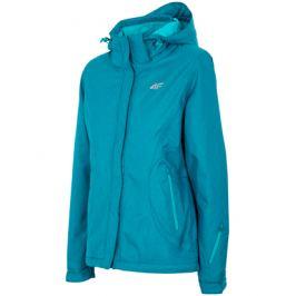 Dámska softshellová bunda 4F KUDN003 Turquoise