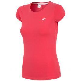 Dámske tričko 4F TSD002 Red