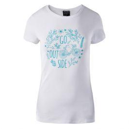 Dámske tričko Hi-Tec Anemone White