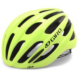 Cyklistická prilba GIRO Foray žltá