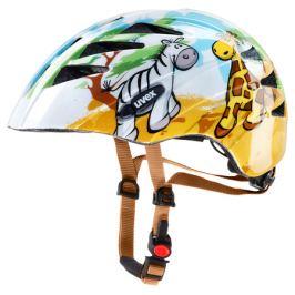 Detská cyklistická prilba Uvex Kid 1 Safari