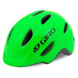 Detská cyklistická prilba GIRO Scamp zelená