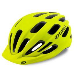 Cyklistická prilba GIRO Register reflexne žltá