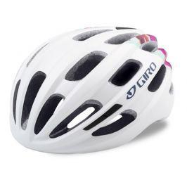 Cyklistická prilba GIRO Isode matná biela Floral