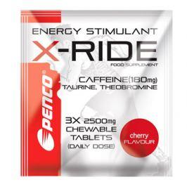 Energetický stimulant Penco X-Ride 3 tablety