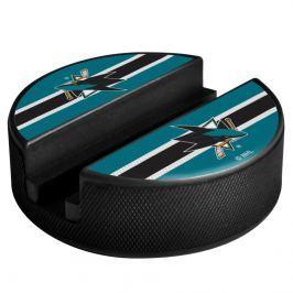 Držiak Media Holder Puk Sher-Wood NHL San Jose Sharks