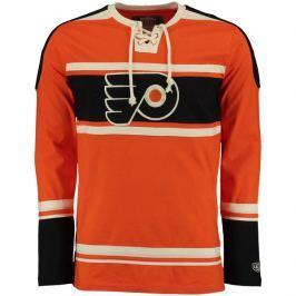 Pánska mikina Old Time Hockey Wisner NHL Philadelphia Flyers