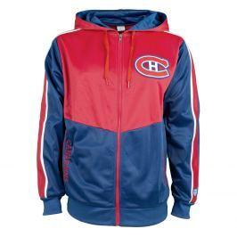 Pánska bunda s kapucňou Old Time Hockey Chaser NHL Montreal Canadiens