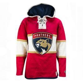 Pánska mikina s kapucňou Old Time Hockey Lacer Fleece NHL Florida Panthers
