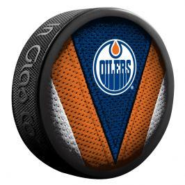 Puk Sher-Wood Stitch NHL Edmonton Oilers