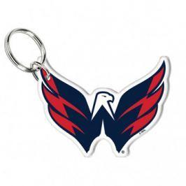 Akrylová kľúčenka premium NHL Washington Capitals