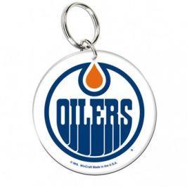 Akrylová kľúčenka premium NHL Edmonton Oilers