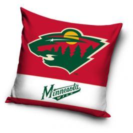 Vankúšik NHL Minnesota Wild