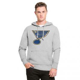 Pánska mikina 47 Brand Knockaround Headline NHL St. Louis Blues