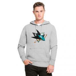 Pánska mikina 47 Brand Knockaround Headline NHL San Jose Sharks