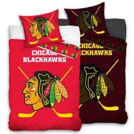 Svietiace obliečky NHL Chicago Blackhawks
