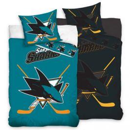 Svietiace obliečky NHL San Jose Sharks