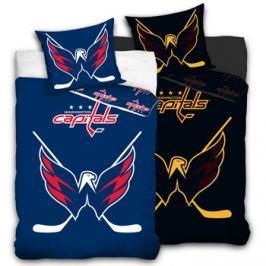 Svietiace obliečky NHL Washington Capitals