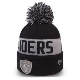 Čiapka na zimu New Era Team Tonal Knit NFL Oakland Raiders