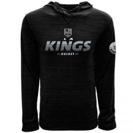 Pánska mikina s kapucňou Levelwear Static Hoodie NHL Los Angeles Kings