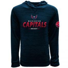 Pánska mikina s kapucňou Levelwear Static Hoodie NHL Washington Capitals