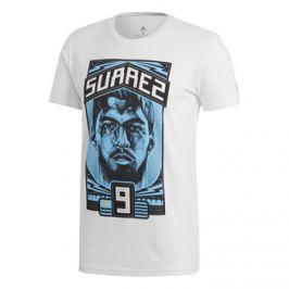 Pánske tričko adidas Graphic Luis Suárez Uruguaj
