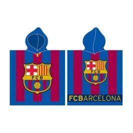 Detské pončo FC Barcelona