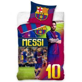 Obliečky Player FC Barcelona Messi 10 2018