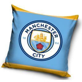 Vankúšik Manchester City FC Logo