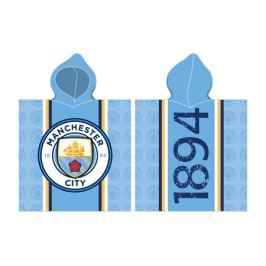 Detské pončo Manchester City FC