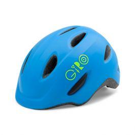 Detská cyklistická prilba GIRO Scamp modrá
