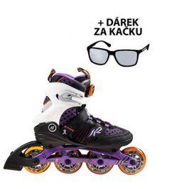 Kolieskové korčule K2 Alexis 84 Boa