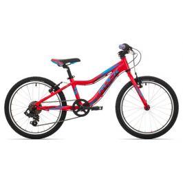 Detský bicykel Rock Machine 20 Surge 20 červený 2017 + DARČEK