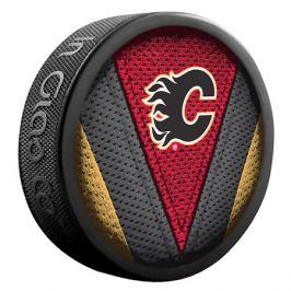 Puk Sher-Wood Stitch NHL Calgary Flames