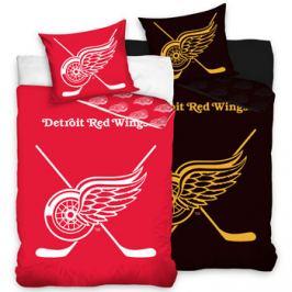 Svietiace obliečky NHL Detroit Red Wings