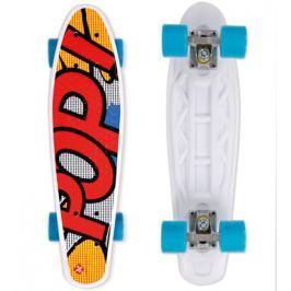 Skateboard Street Surfing Pop Board Popsi Yellow