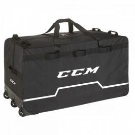Brankárska taška na kolieskach CCM Pro Black SR