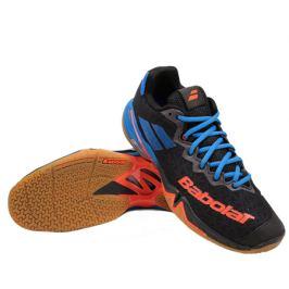 Pánska halová obuv Babolat Shadow Tour Black/Red/Blue