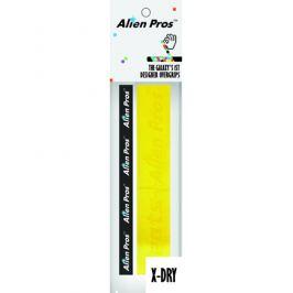 Omotávka na rakety vrchná Alien Pros X-Dry Yellow
