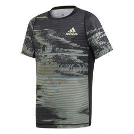 Detské tričko adidas NY B Graphic Tee Black