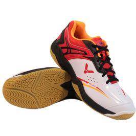 Pánska halová obuv Victor A501 White/Red