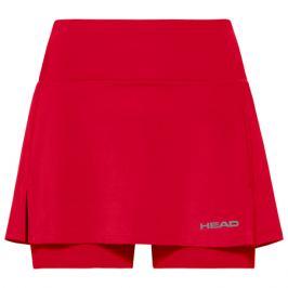Dievčenská sukňa Head Club Basic Red