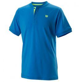 Detské tričko Wilson Uwii Henley Blue